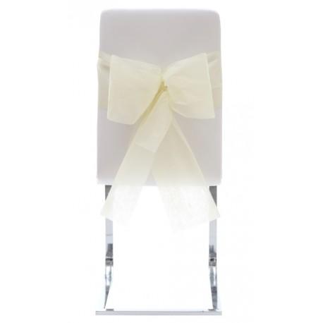 Noeud de chaise automatique ivoire les 10