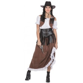 Déguisement cowgirl femme western