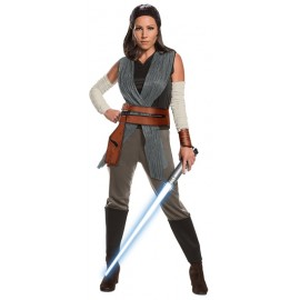Déguisement Rey Star Wars VIII femme luxe