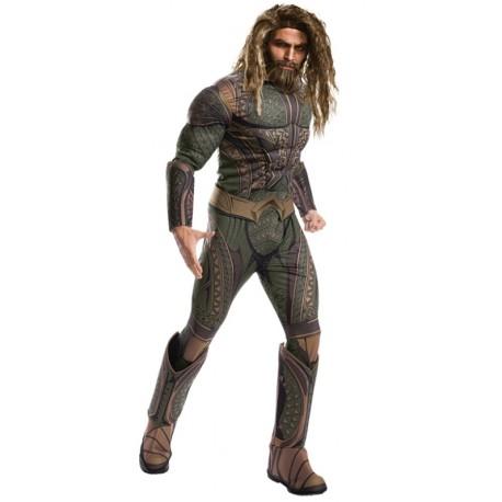 Déguisement Aquaman homme luxe Justice League