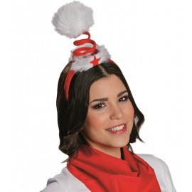 Mini bonnet de Noël adulte