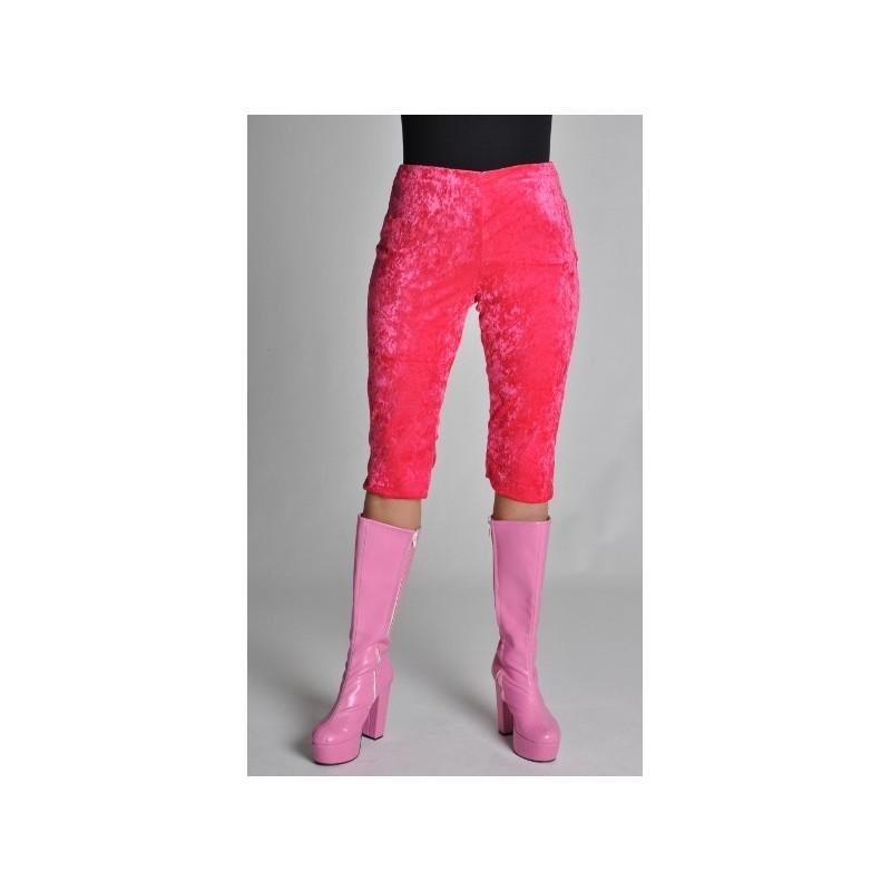 belle qualité design intemporel personnalisé Déguisement Legging court rose femme Grande taille Leggings ...
