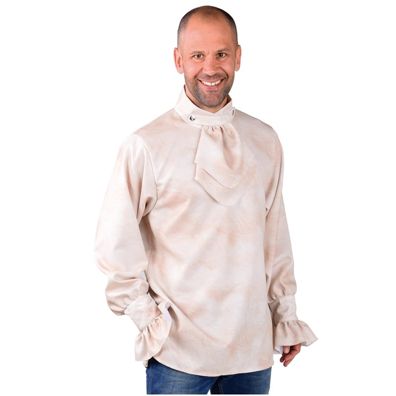 d guisement chemise dirty cr me homme achat chemise d guisement adulte. Black Bedroom Furniture Sets. Home Design Ideas