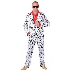 Déguisement Costume Dalmatien homme luxe