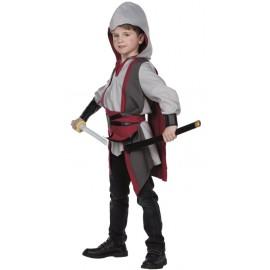 Déguisement guerrier médiéval garçon