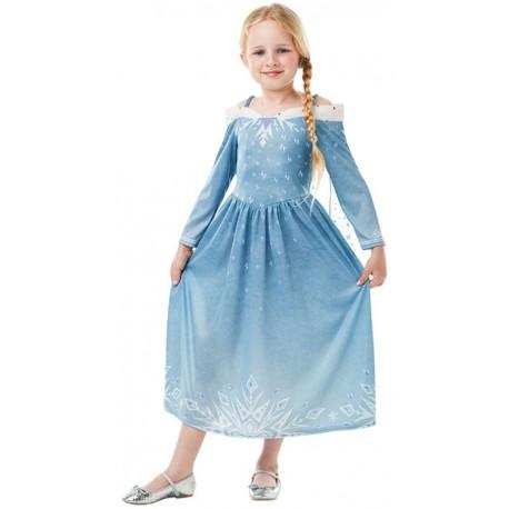 Déguisement Elsa reine des neiges™ fille