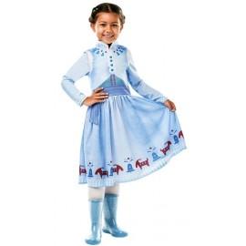 Déguisement Anna reine des neiges fille