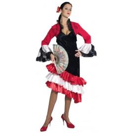 Déguisement espagnole femme luxe