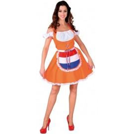 Déguisement Hollandaise femme luxe