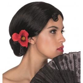 Perruque espagnole Carmen femme