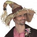 Chapeau épouvantail homme