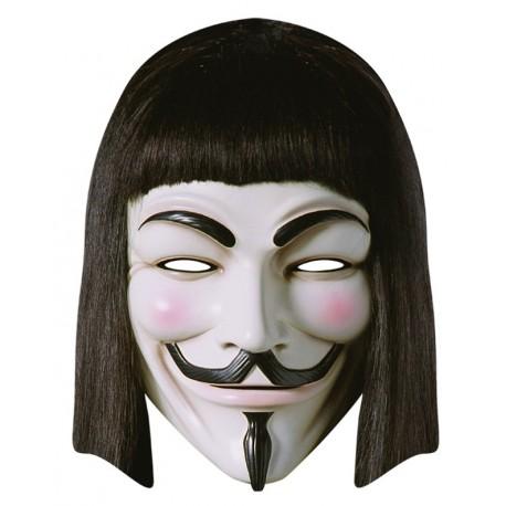 Masque carton V pour Vendetta