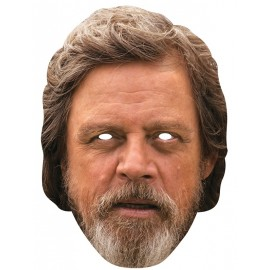 Masque carton Luke Skywalker Star Wars