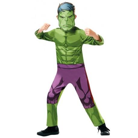 Déguisement Hulk garçon Avengers