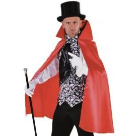 Déguisement vampire homme Halloween luxe