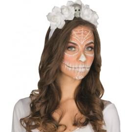Serre-tête Dia de los muertos femme