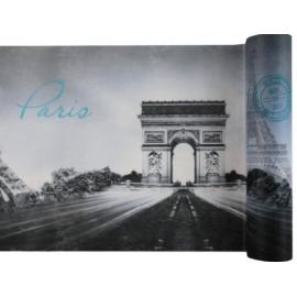 Chemin de table Paris intissé 5 M