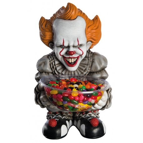 Pot à bonbons Ça Pennywise clown Stephen King