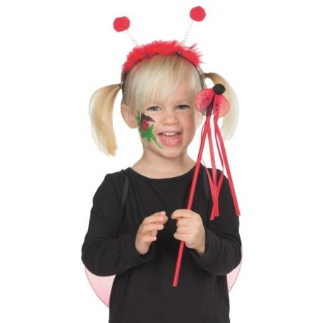 Set accessoires coccinelle enfant