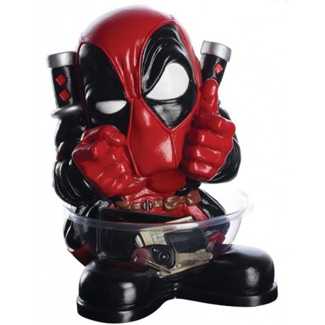 Pot à bonbons Deadpool Marvel