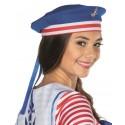 Casquette marin femme