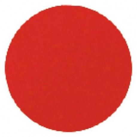 Confettis Rouge Rond Tissu Non Tisse