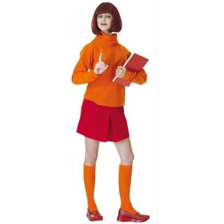 Déguisement Vera™ Scooby-Doo™ femme (Velma)
