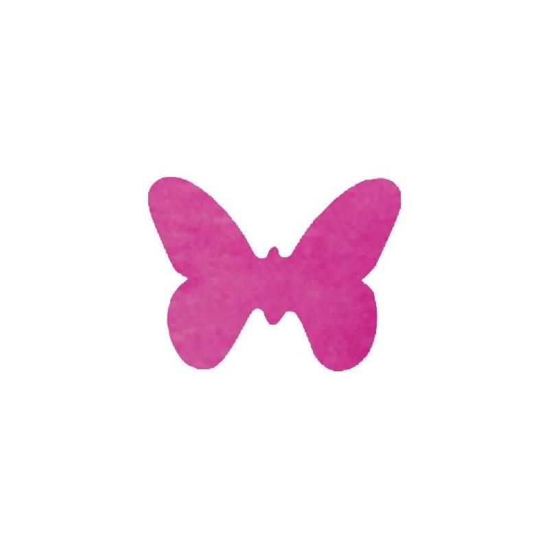 Papillons intiss tissu non tiss couleur les 12 - Dessin de petit papillon ...