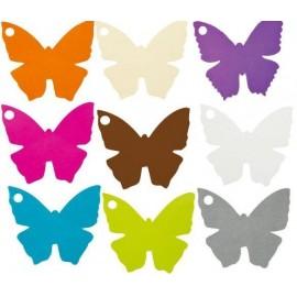 Marque Place Papillon 4.5 cm les 10