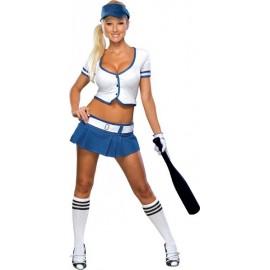 Déguisement Baseball Sexy Femme