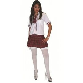 Déguisement Ecolière Femme School Lady