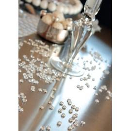 Perle de pluie couleur goutte de pluie 7 mm les 300