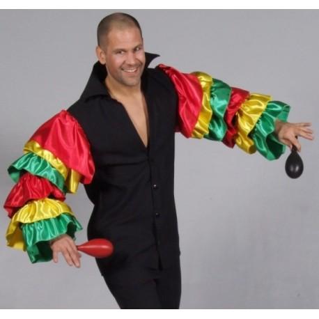 Déguisement Chemise Rio Deluxe Homme