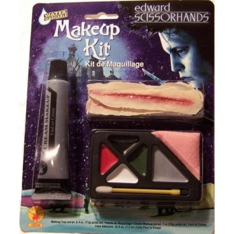 Kit de maquillage Edward aux mains d argent