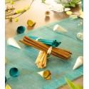 Fagots en Bois Décoratifs de couleur les 4 (de 8 A 10 bâtonnets)