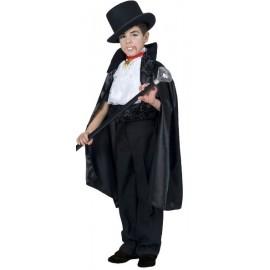 Déguisement Dracula garçon vampire