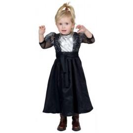 Déguisement sorcière gothique fille Halloween