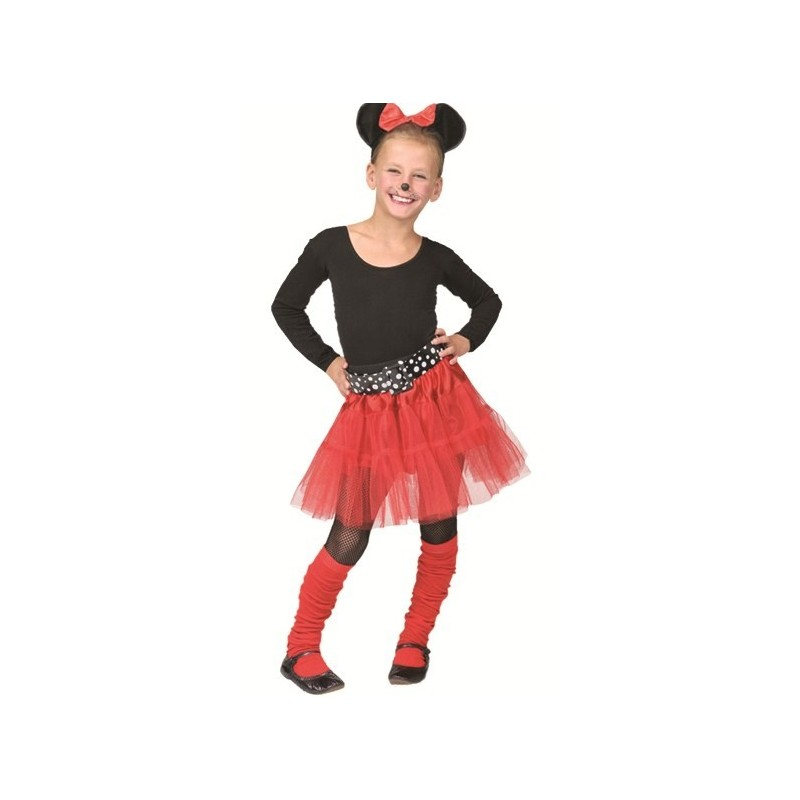 Déguisement Fille Jupe Déguisement Rouge Tulle Jupe Tulle 7fgb6yYv