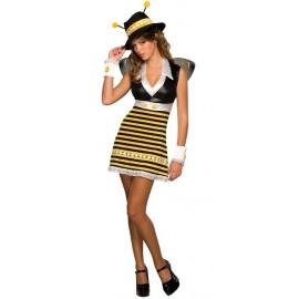 Déguisement Killa Bee Abeille Teen (Ados)