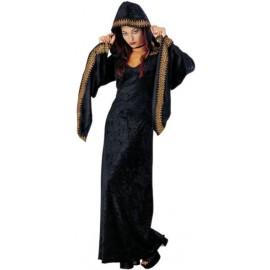 Déguisement Gothique Midnight Priestess Femme