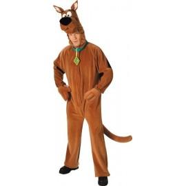 Déguisement Scooby-doo adulte deluxe