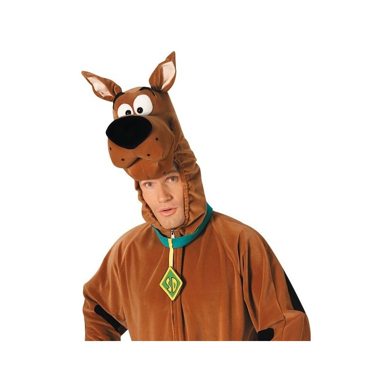 Scooby doo costume adulte
