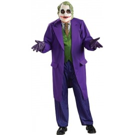 Déguisement Joker Dark Knight adulte luxe