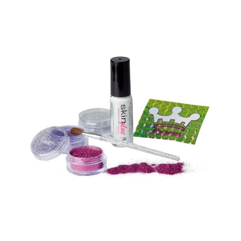maquillage de f te skin designer glitter adulte et enfant. Black Bedroom Furniture Sets. Home Design Ideas