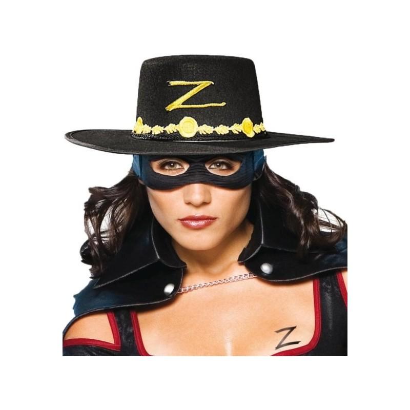 une grande variété de modèles hot-vente plus récent choisir le dernier chapeau zorro et masque loup zorro adulte
