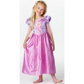 Déguisement Raiponce™ Disney™ fille avec tresse