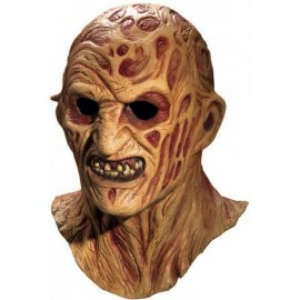 Masque Freddy Krueger Latex Deluxe Adulte