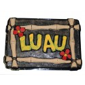 Décoration Hawaii Luau Murale 55 cm