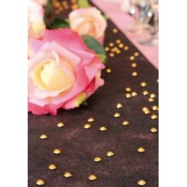 Perles de pluie argent et or 7 mm les 300