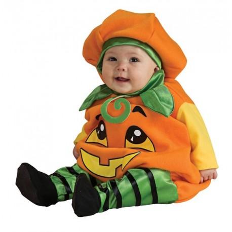 Déguisement Citrouille Pumpkin Jumper Bébé